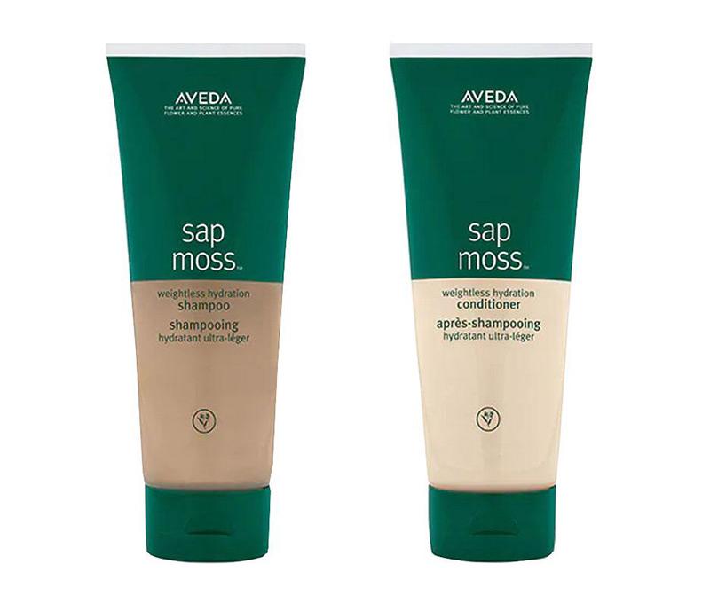Aveda Sap Moss Shampoo and Conditioner