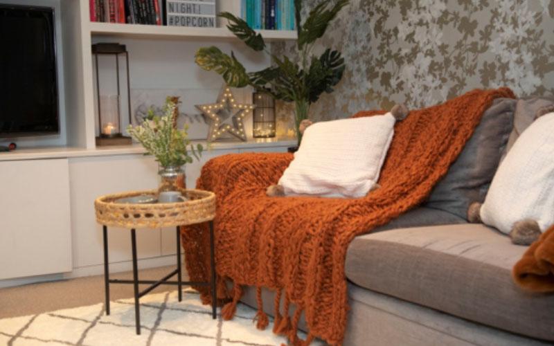 Matalan sofa cover