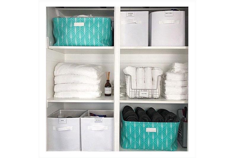 linen cupboard organisation tgco uk