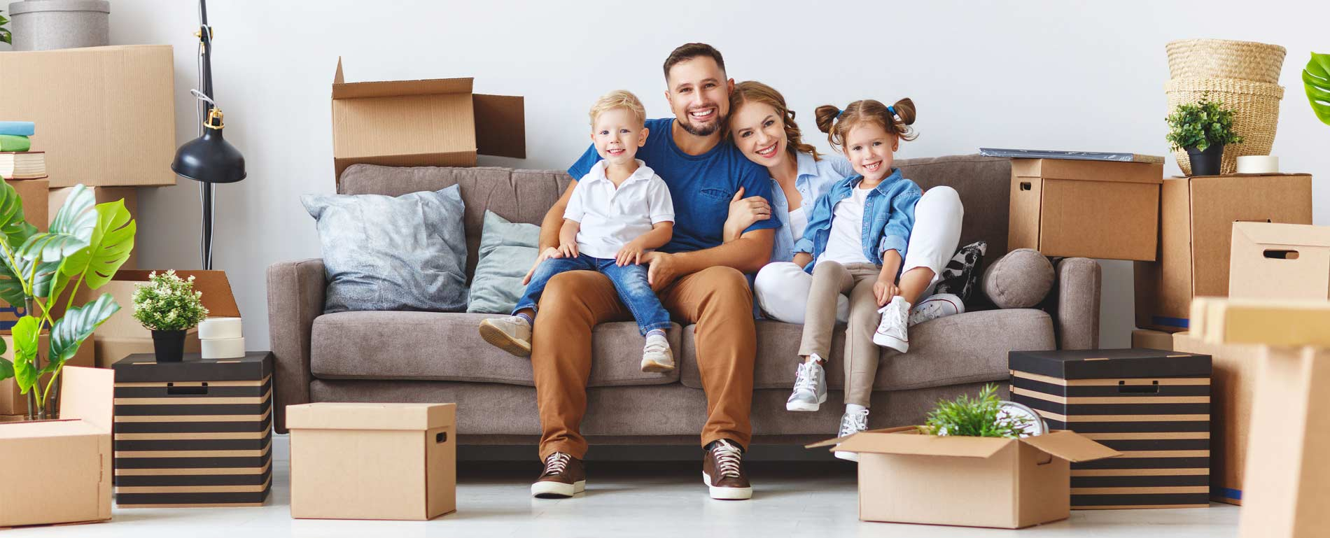moving house organising services