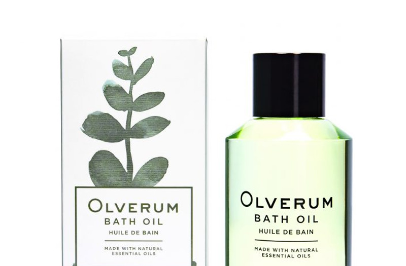 Soothe your mind and body with Olverum