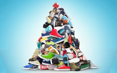 Recycling your old shoes and socks