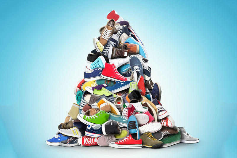 recycling old shoes sustainability